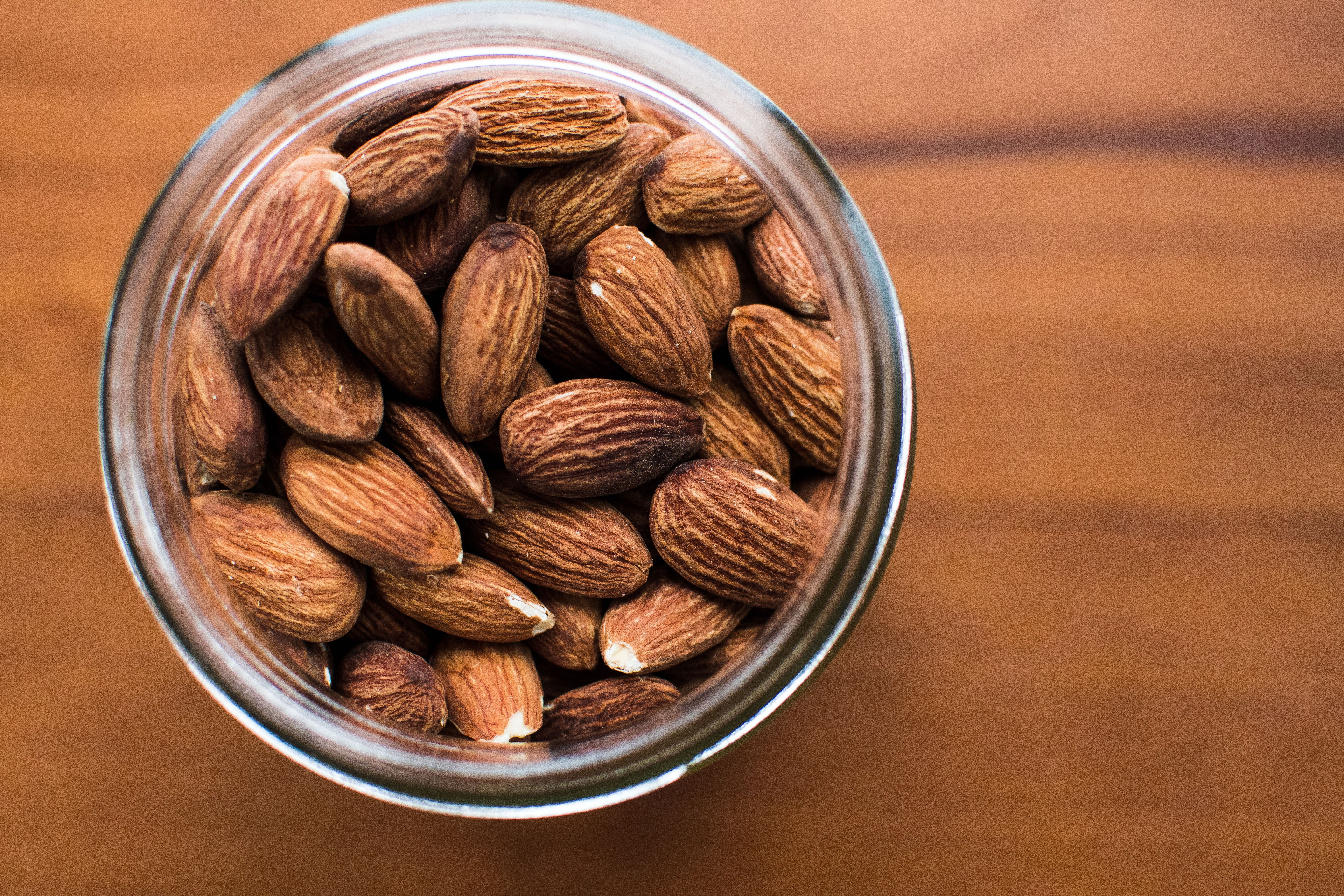 healthy nuts and fats