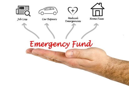 Emergency Fund for Disasterous Times