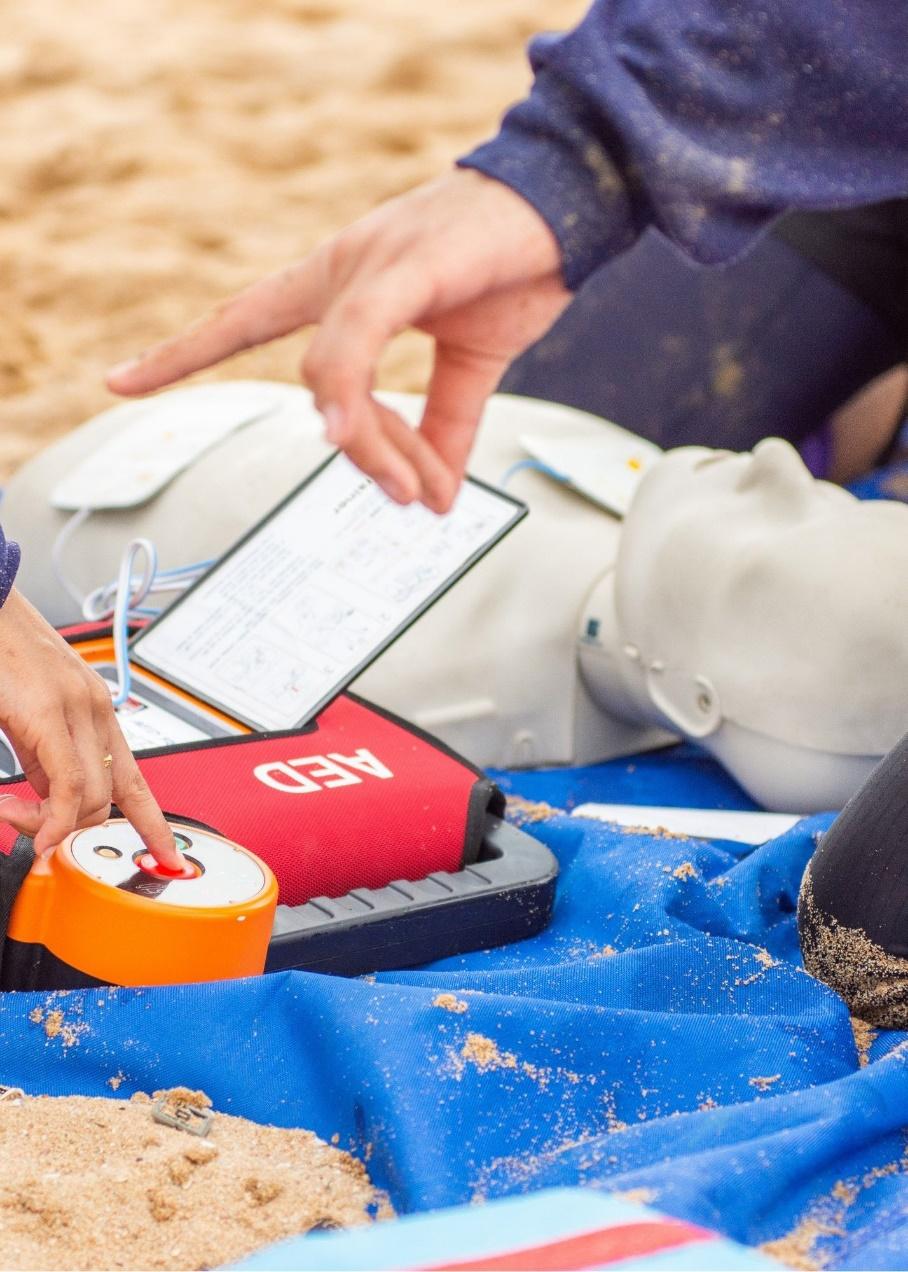 comparing defibrillators