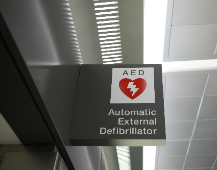 dangers using a defibrillator