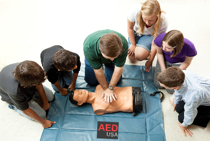 recognizing the dangers of a defibrillator