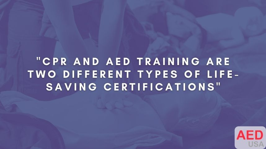 Online CPR and AED Certification