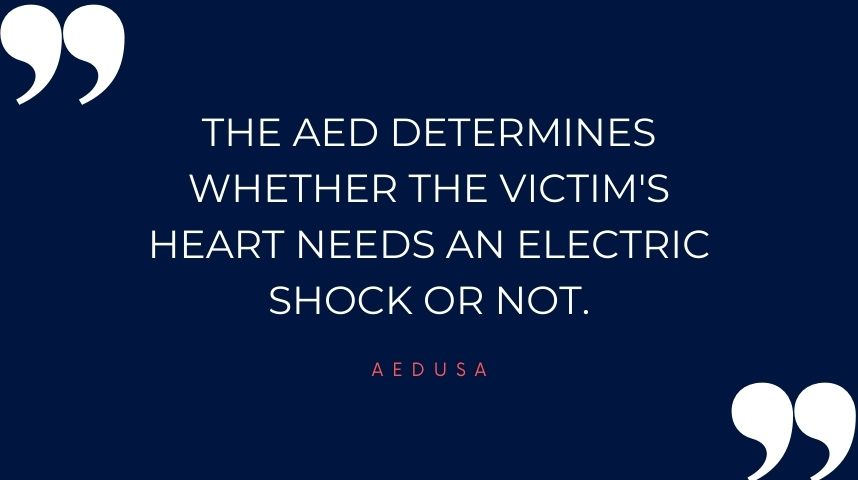 Can You Use an AED on Someone with a Stopped Heart