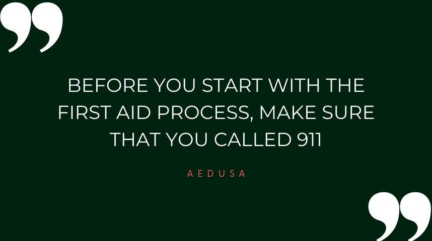 First Aid for Cardiac Arrest