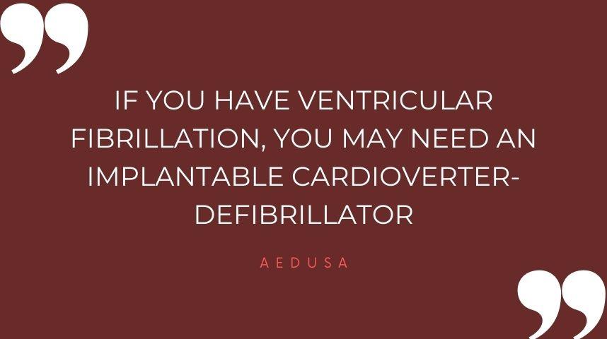 When Do You Need a Defibrillator