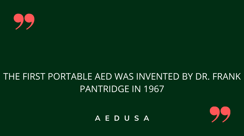 History of Defibrillator Battery