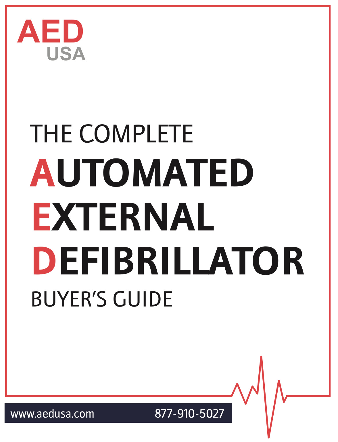 aed buyer's guide