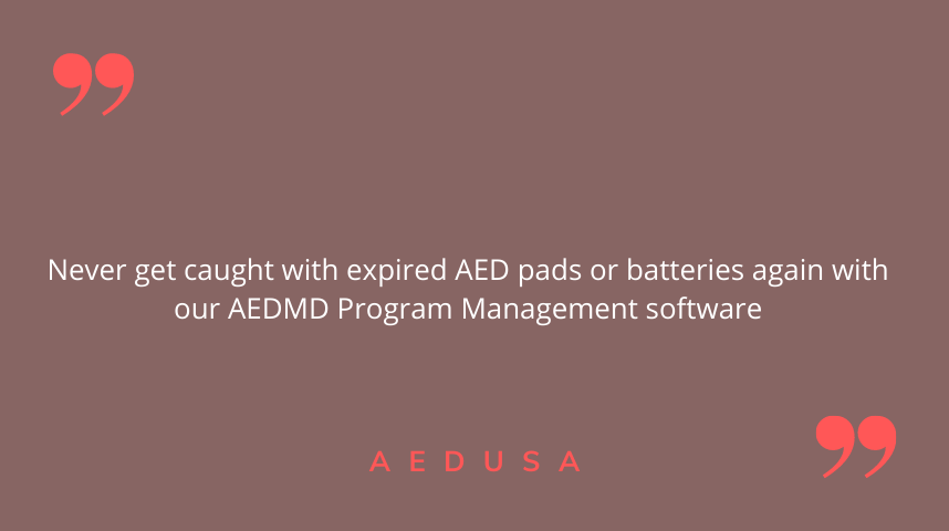 Featured Benefits of the Heartsine AED's