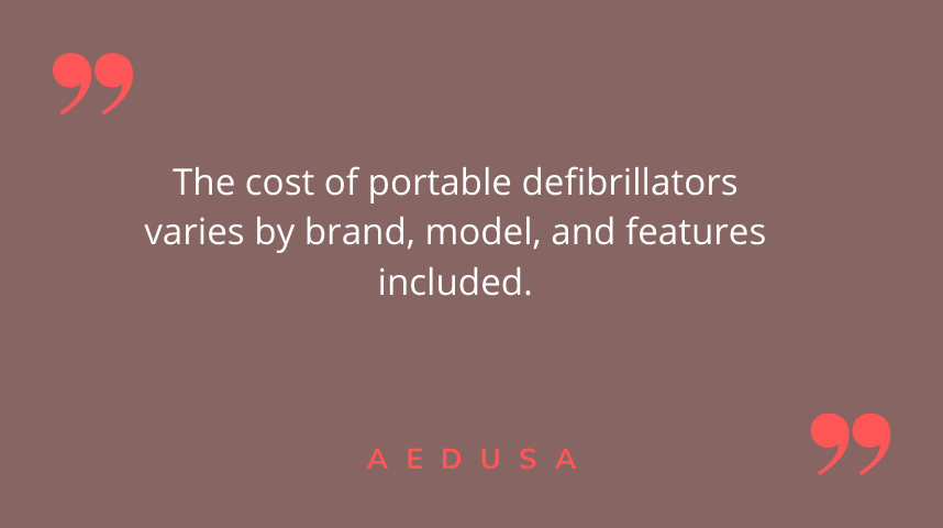 How Much Do AEDs Cost?