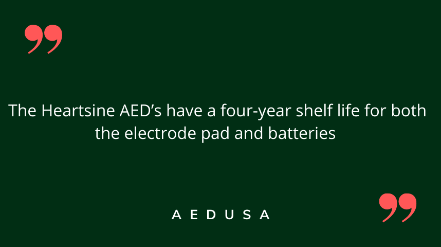 Long Life for Pads & Battery