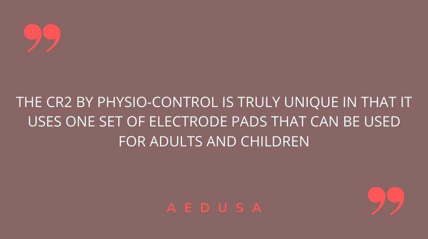 Physio-Control CR2