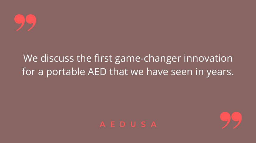 The AED Market Falling Prices and the Upcoming Revolution in Technology