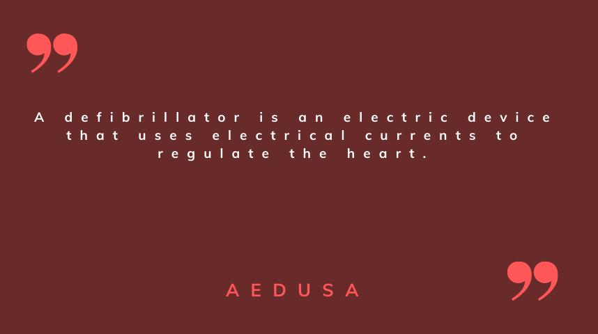 Types of Defibrillators