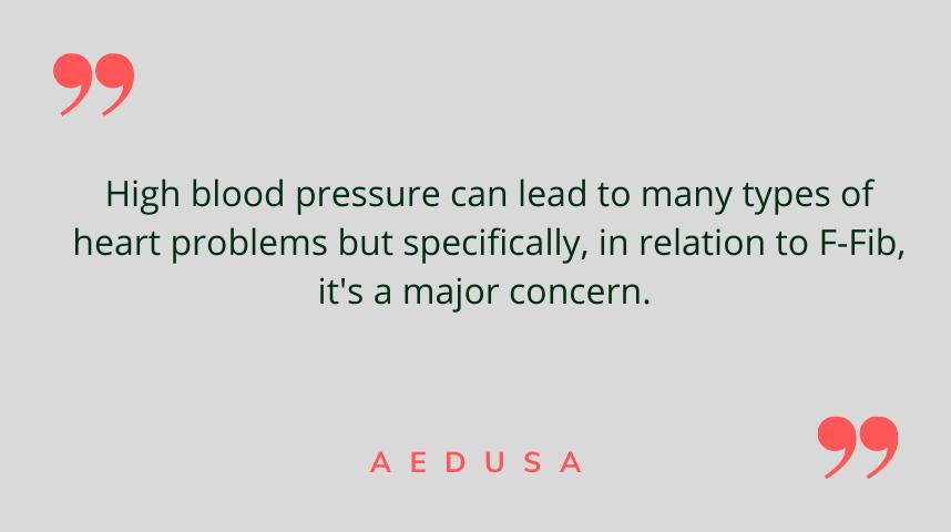 Blood Pressure and V-Fib