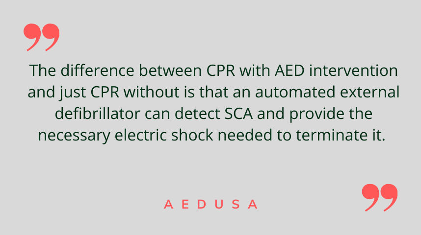 CPR vs AED