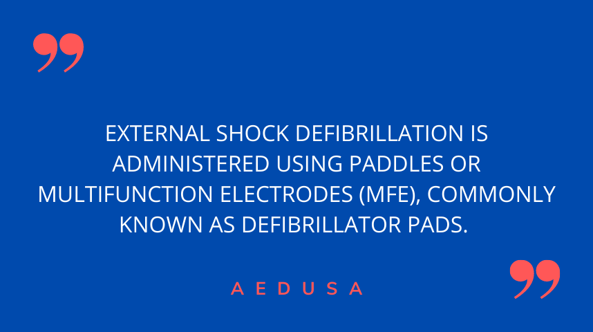 Defibrillation Pads and Their Placement