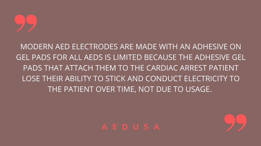 Why do Electrodes Expire?